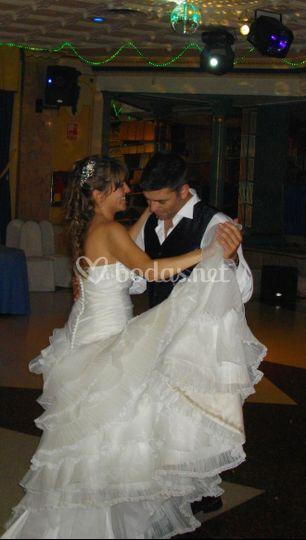 Apertura baile boda 2010