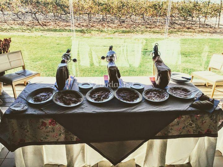 Catering Ruiz de Luna