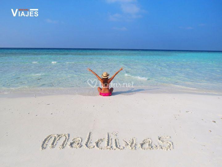 Viaje de Novios a Maldivas