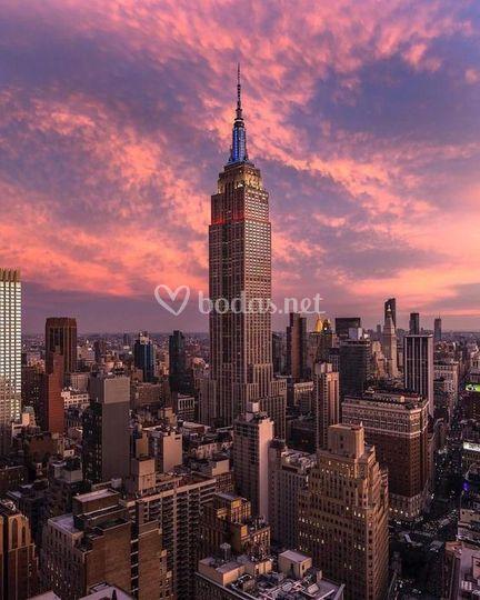 Viaje de novios Nueva York