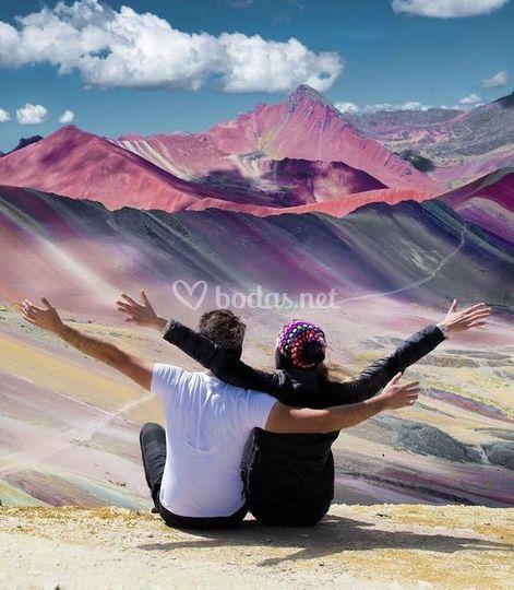 Viaje de Novios Perú