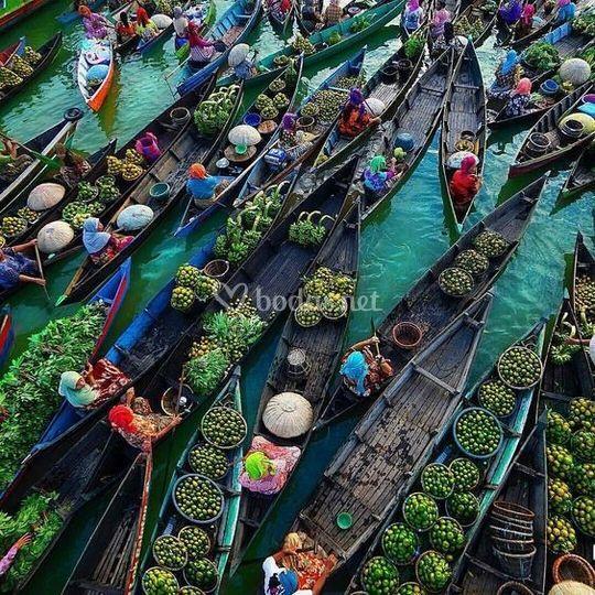 Viaje de Novios Tailandia