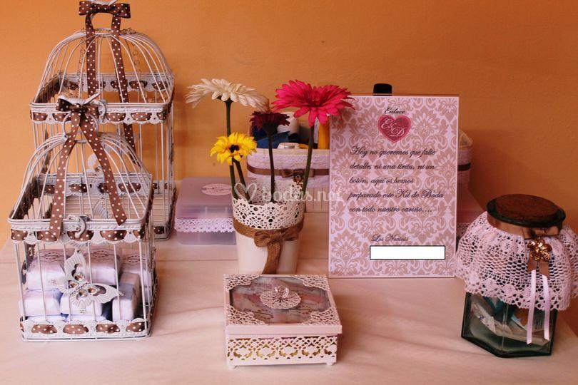 Kit de boda