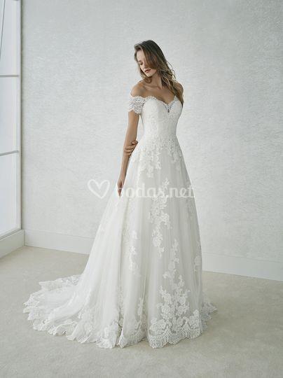 Fabiana, White One 2018