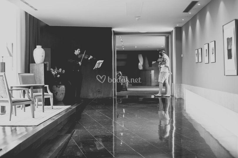 Evento en Hotel