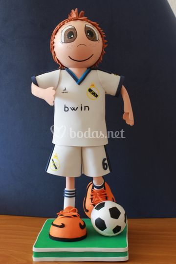 Muñeco del Real Madrid