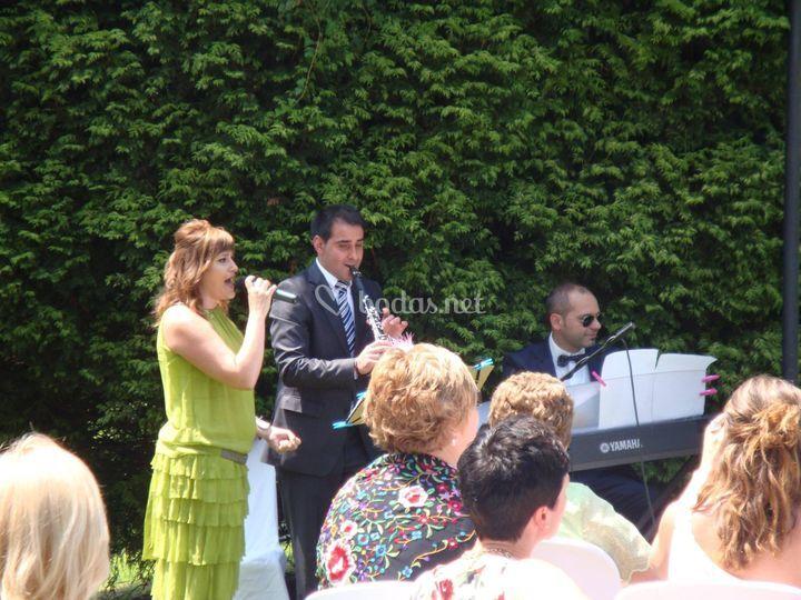 En directo ceremonia civil