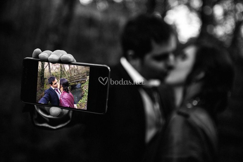 Click, un selfie perfecto
