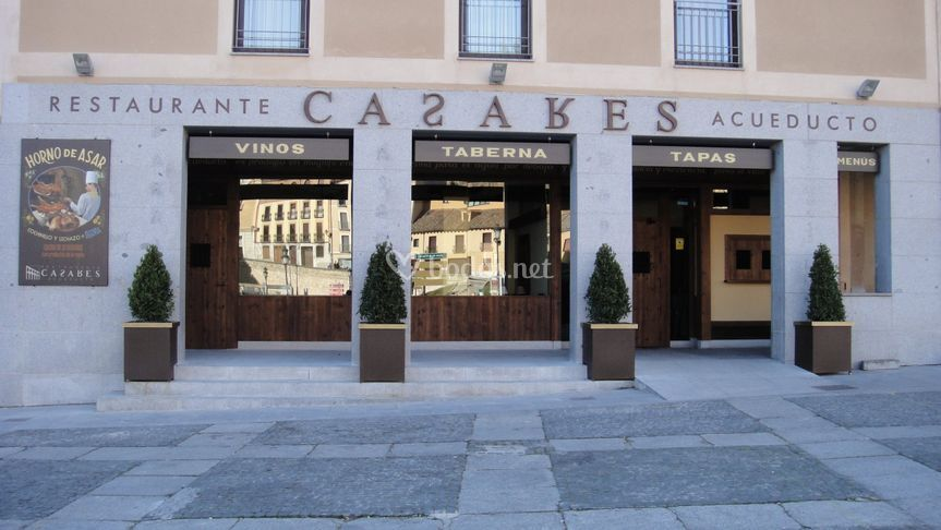 Restaurante Casares Acueducto