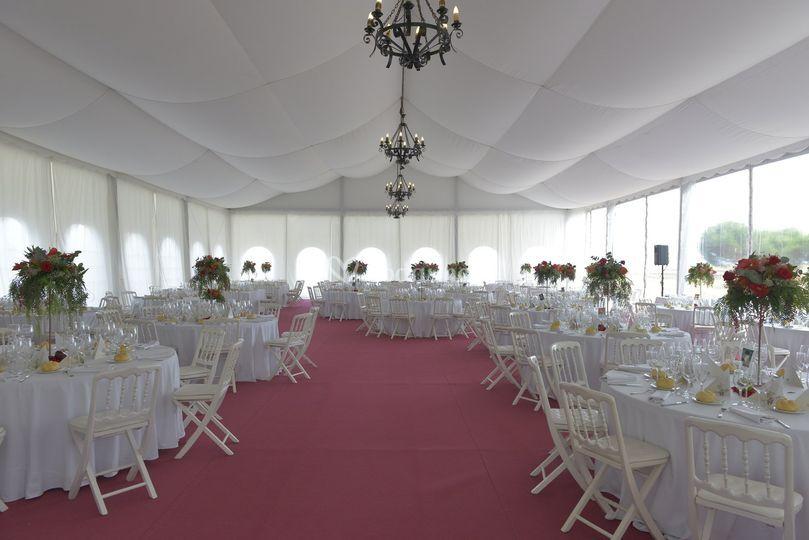 Organización total de bodas
