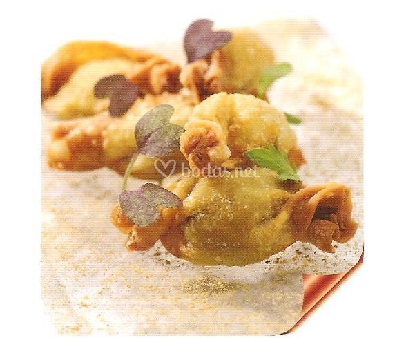Caramelos de faisán