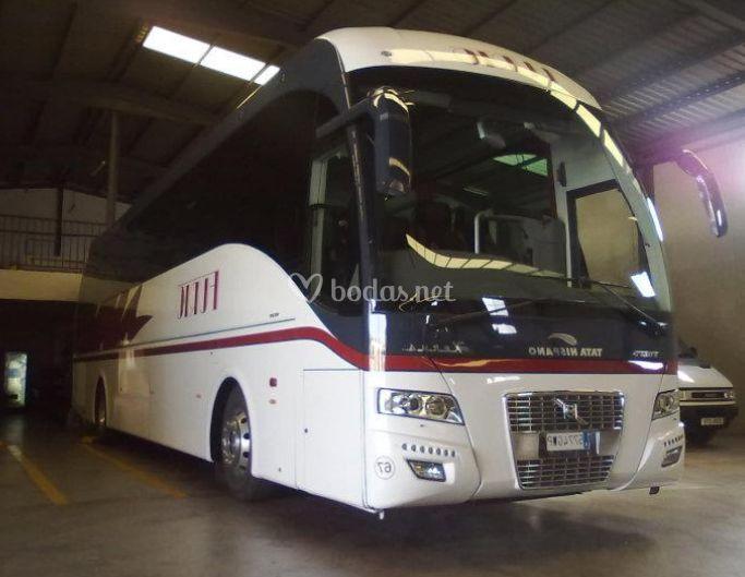 Autobuses de gran confort