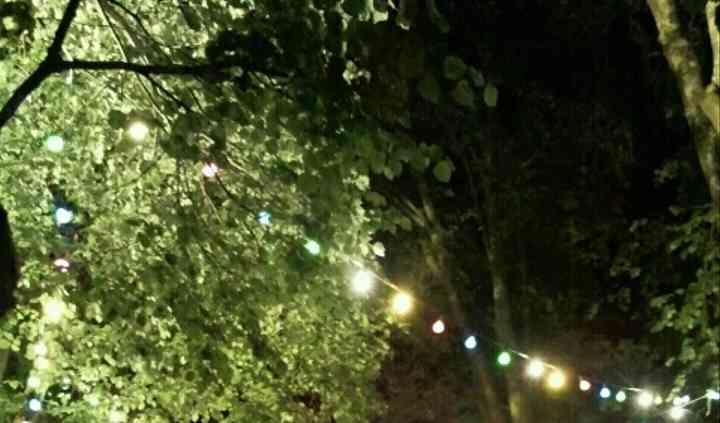 Decoración lumínica