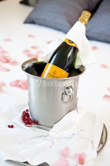 Paquetes románticos