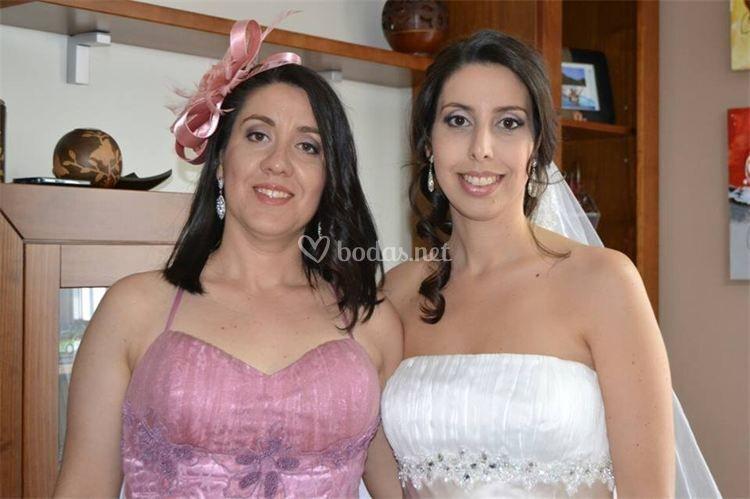 Belleza novias