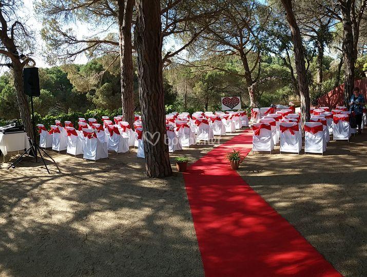 Ceremonia Nou Turó Gros