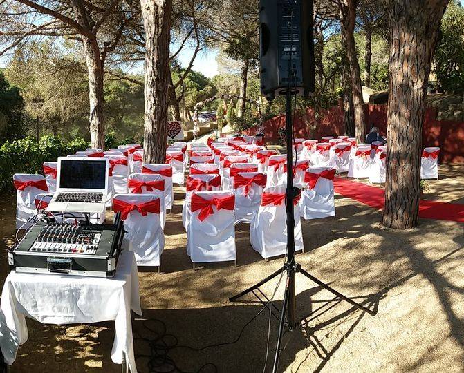 Ceremonia Mataró, Maresme