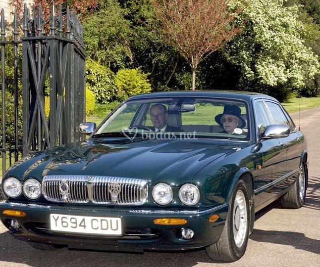 Jaguar XJ8 V8 Año 1998