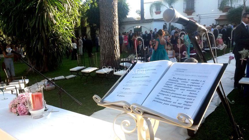 Ceremonias a medida