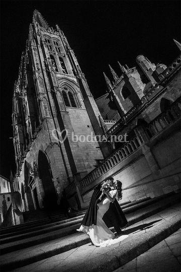 Burgos. Nocturna