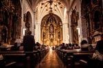 Panóramica de la Iglesia