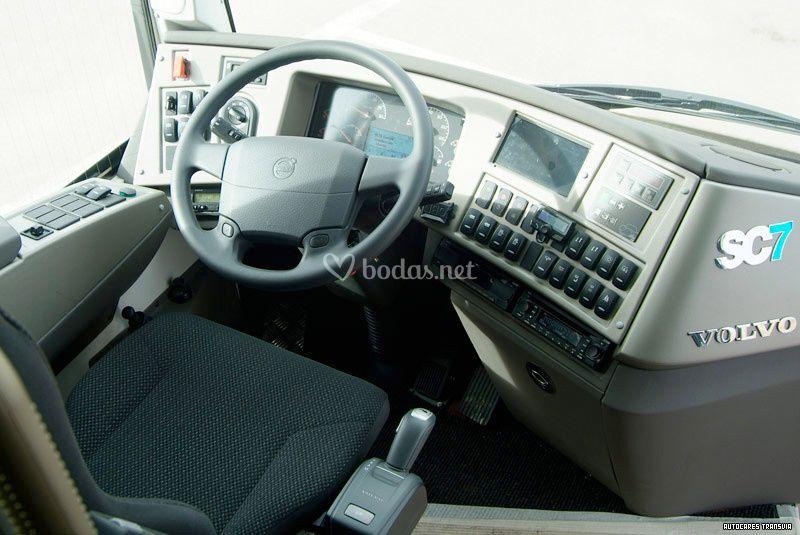 Máxima seguridad al volante