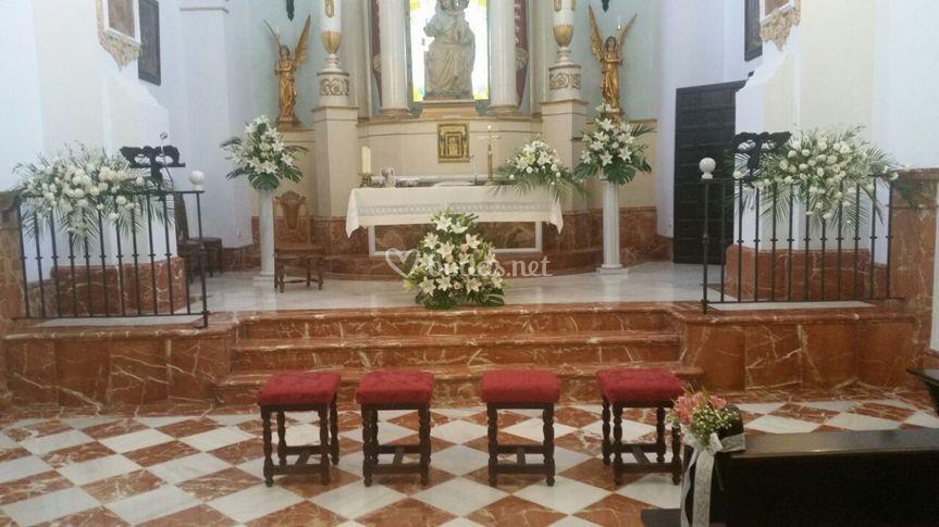 Iglesia san luis del real