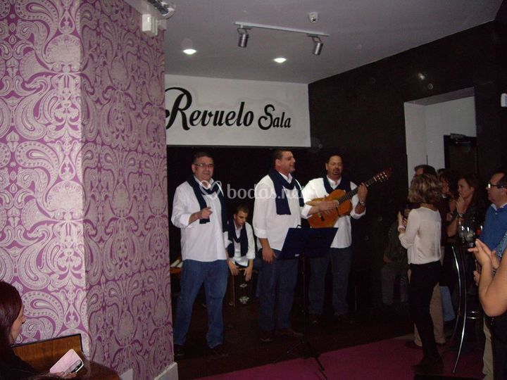 Sala Revuelo, Huelva