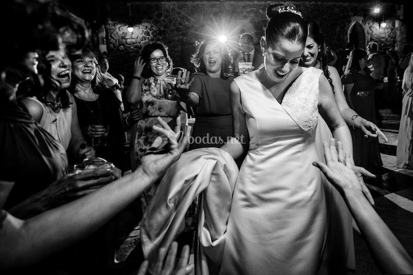 Baile de la novia