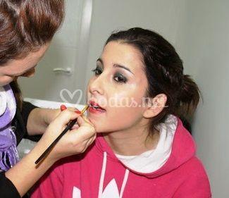 Maquillaje para invitadas