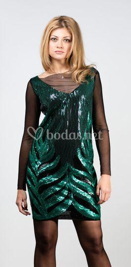 Vestido de noche Denisa