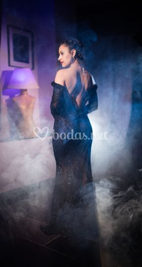 Vestido de noche Alicia