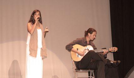 Julia Samadhi y Antón Presser 1