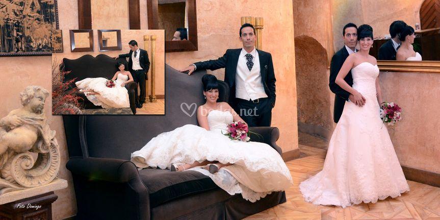 Manuel y Beatriz