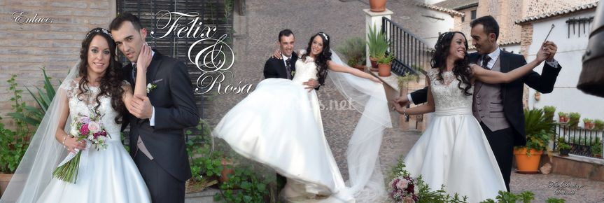 Félix y Rosa