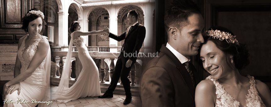 Juan Antonio y Susana