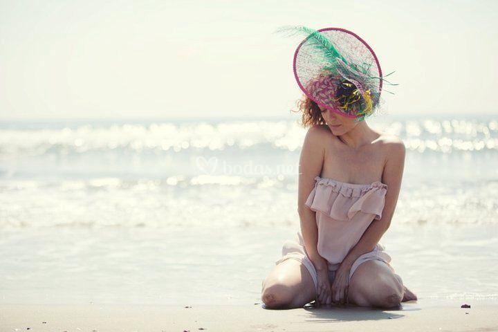 Sombreros con arte