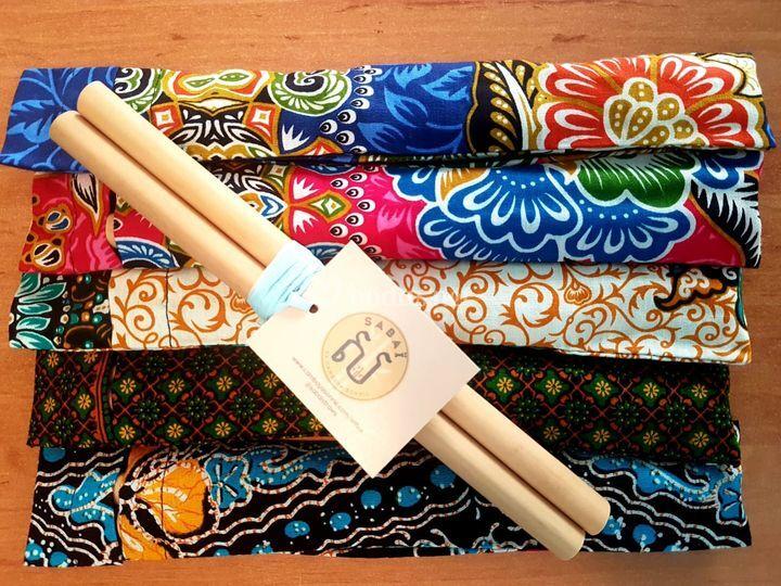 Sabaï Straws by Camboya Sonríe