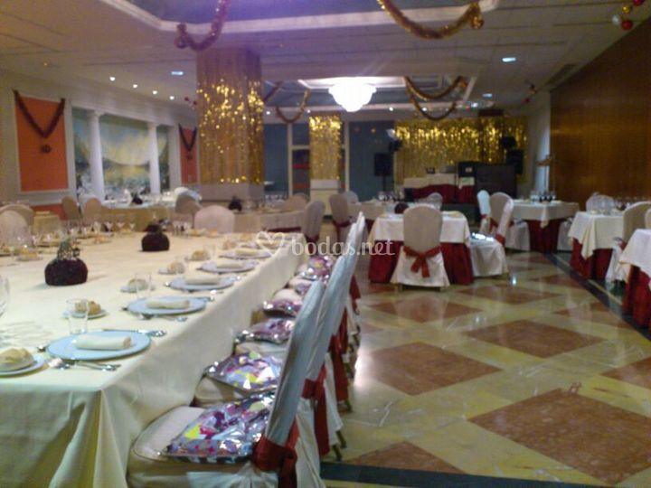 Amenización del banquete
