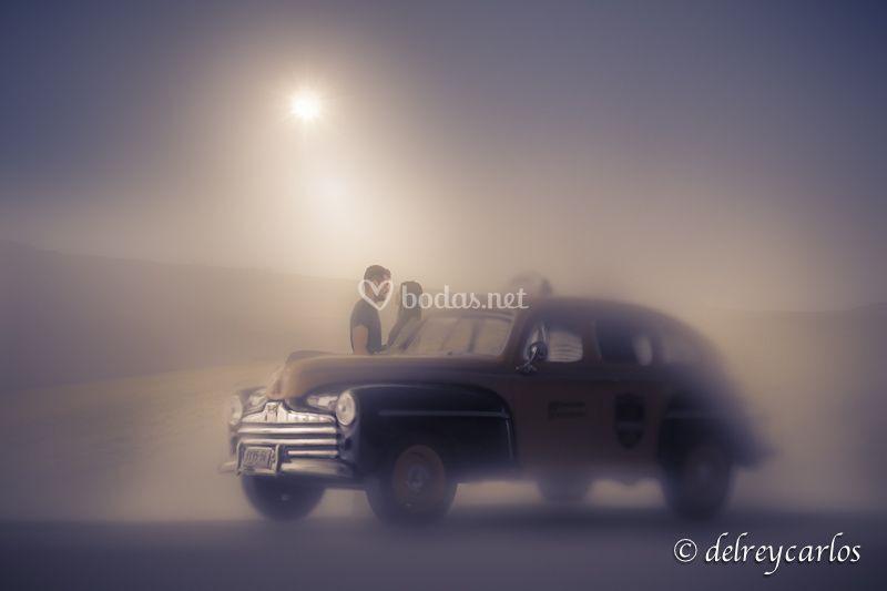 Fotos de prebodas románticas