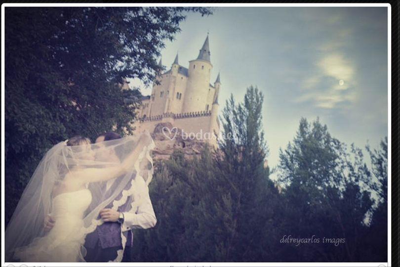 Boda en El Alcázar
