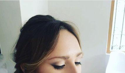 Benila Makeup&hair 1