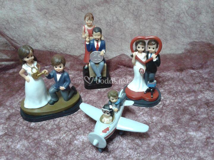 Figuras para tartas