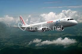 Viajes en avión