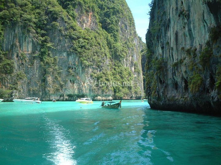 Phuket en Thailandia