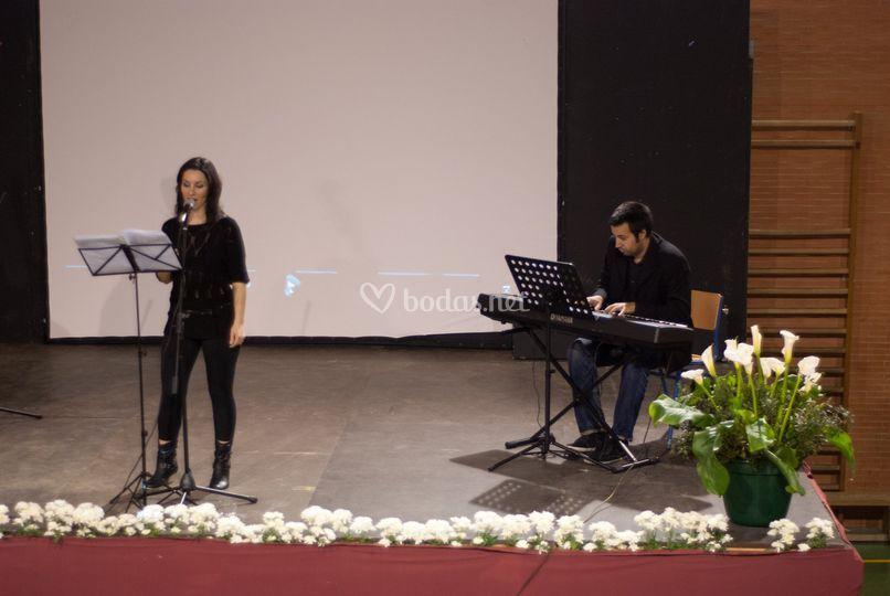 Fiesta en el instituto de Triana
