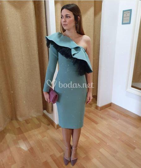 Vestido Campasso