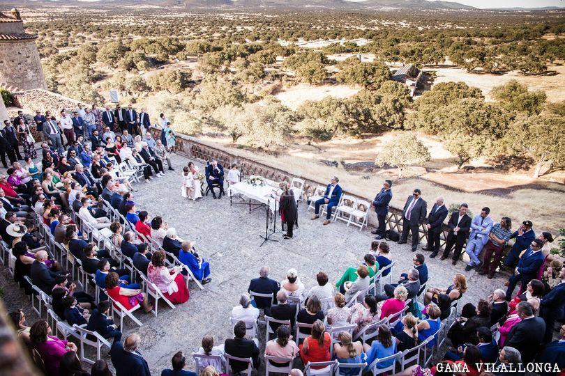 Servicio de ceremonia