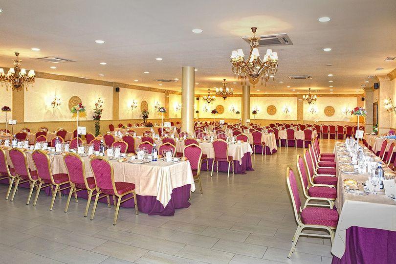 Salones Duques de Castillejos