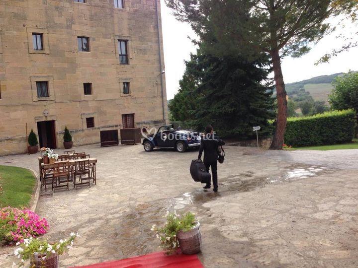 Monasterio El Espino